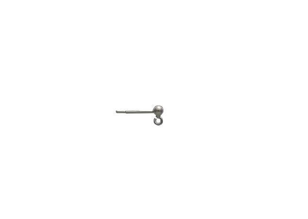 Ball Stud Earrings-5 Pairs