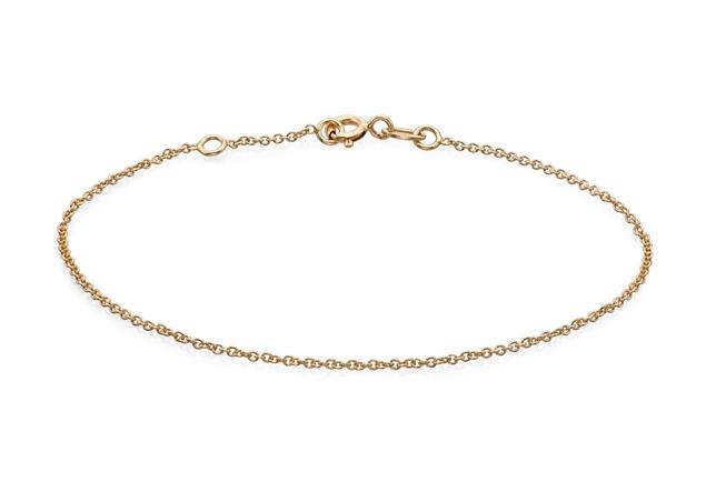 1.2mm Chain Bracelet