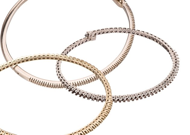 Picture for category DIAMOND BANGLE