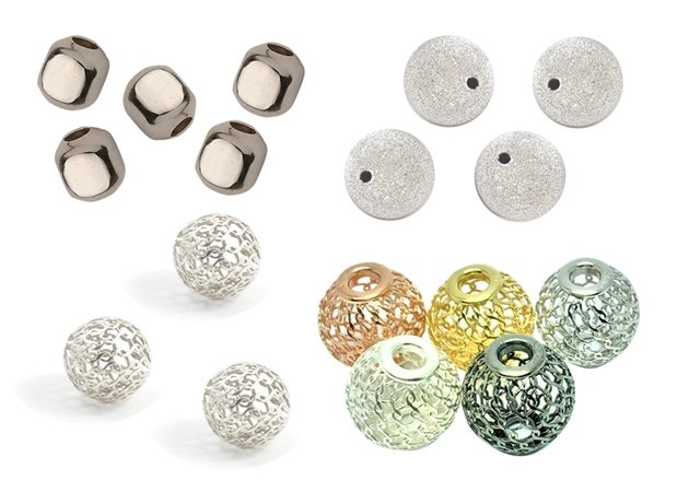 Picture for category SILVER BEADS