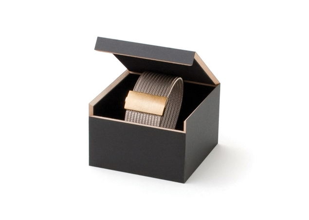 3.5x3.5cm Engagement Jewelry Box