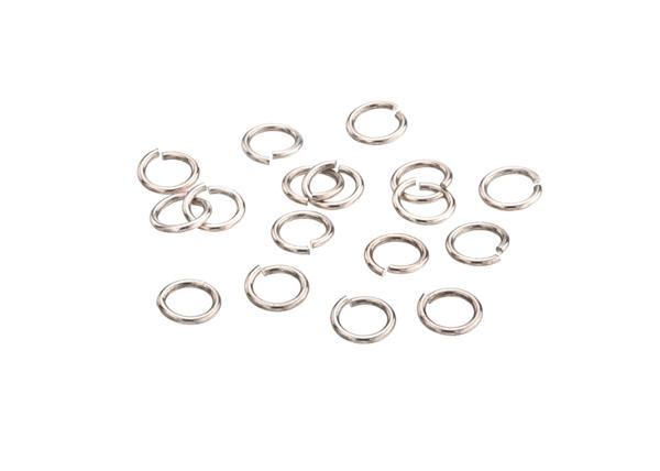 0.8mm Jump Rings-Sold Per Pkg
