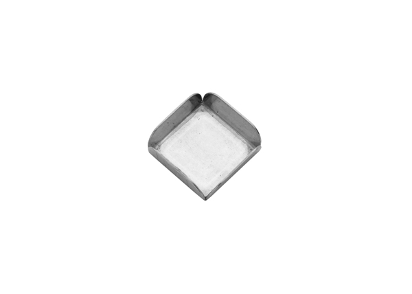 Square Bezel Cup Plain-Thickness 0.3mm