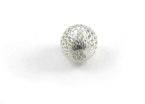 Round Mesh Beads