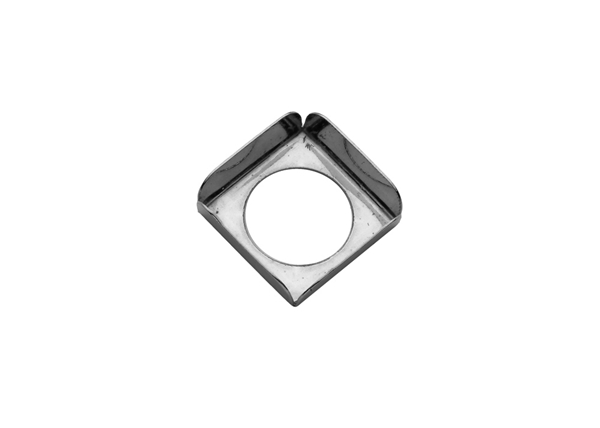 Square Bezel Cup-Thickness 0.3mm
