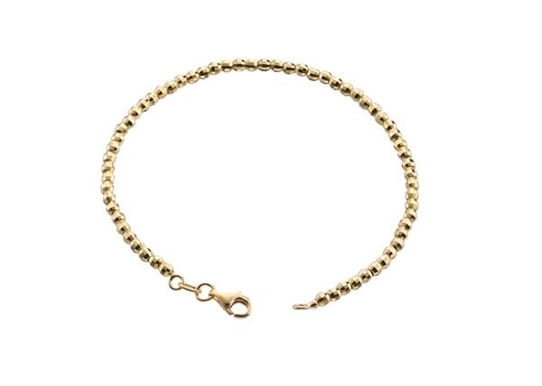 3mm Bead Bracelet 19cm