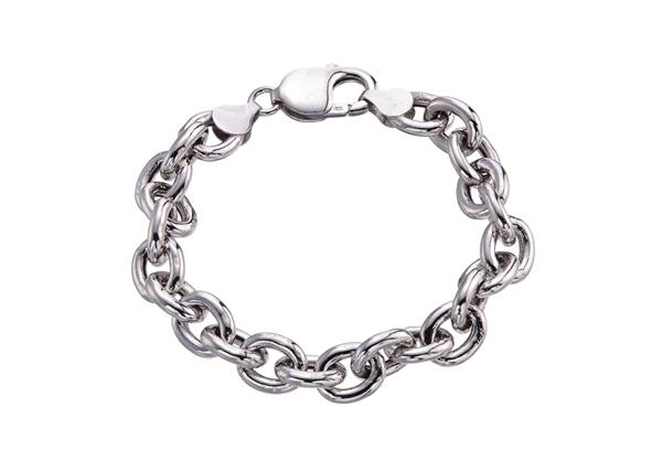 Chain Bracelet,Hollow 18cm
