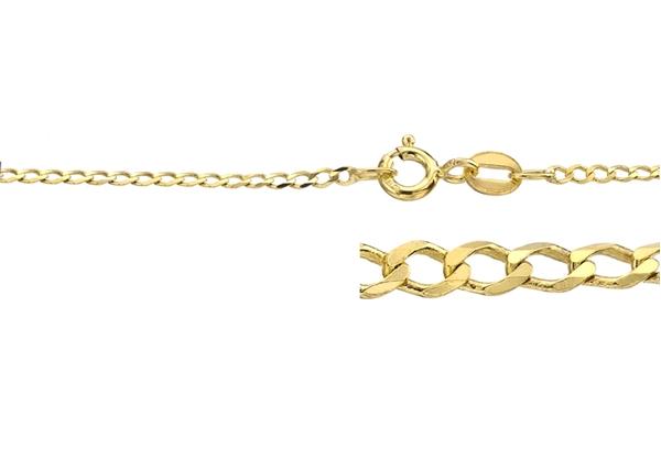 2.55x1.65mm Flat Curb Chain