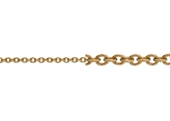 1.75X1.4mm Cable Chain by the Foot