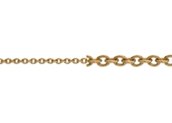 2.1X1.7mm Cable Chain-by the Foot