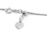 0.8mm Adjustable Spiga Necklace