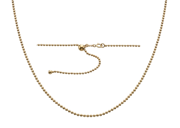 1,6mm Adjustable Bead Chain