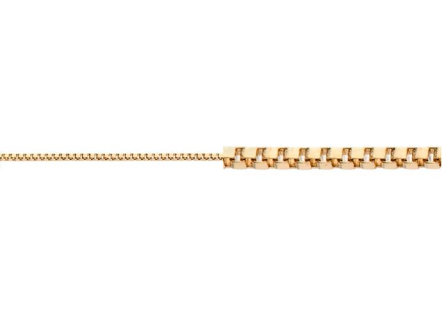0.5mm Box Chain-Ventian Chain