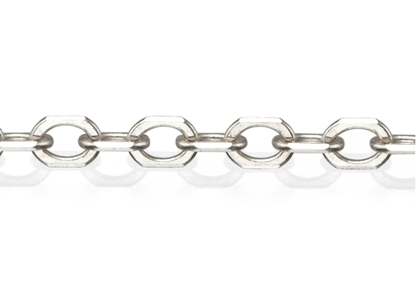 1.4mm Rolo Chain By Foot