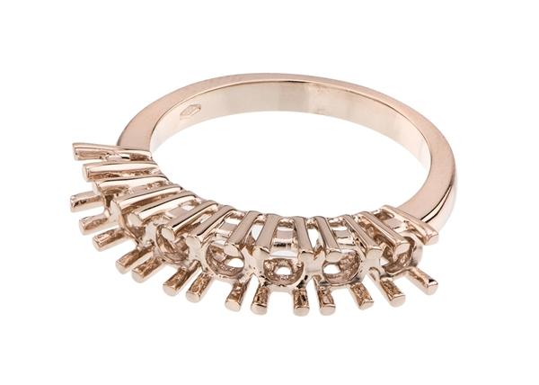 Seven Stone Ring