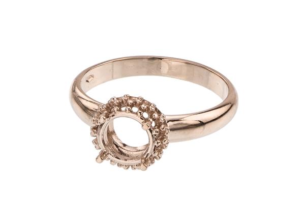Halo Engagement Diamond Ring