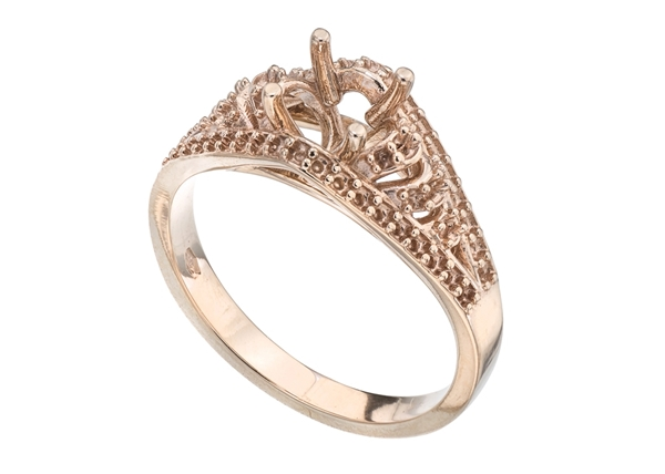 Cathedral Engagement Ring Settings