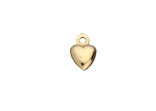 Dangle Heart Charm
