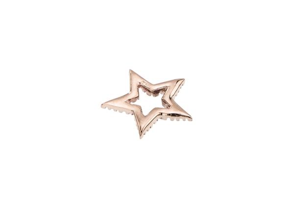 Star Diamond Setting