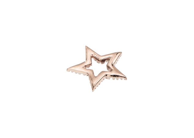 Star Diamond Setting