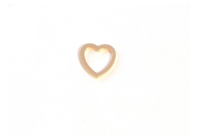 Designed Heart Ornament