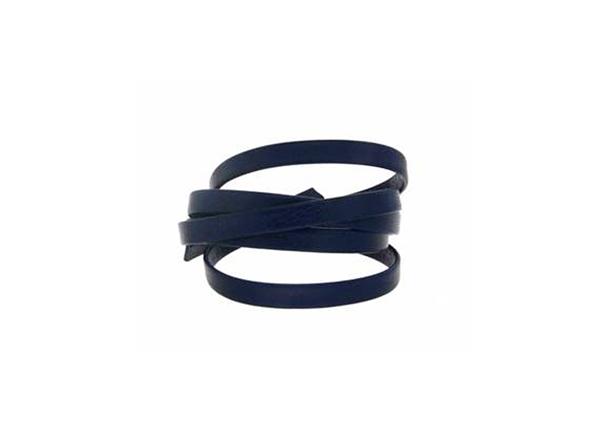 4mm Nappa Leather Cord-Flat
