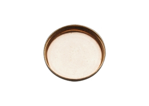 Round Bezel Cup-Thickness 0.2mm