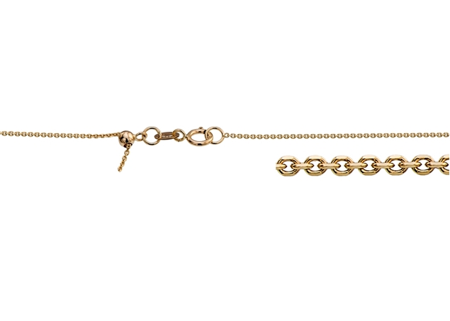1.2mm Adjustable Rolo Chain