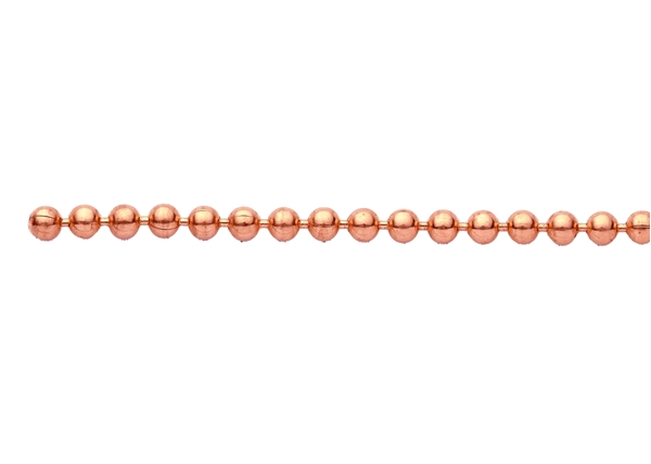 1.8mm Ball Chain by the Foot