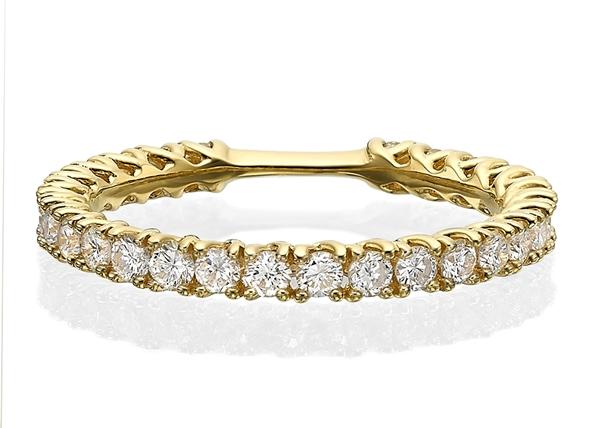 Diamond Eternity Ring 0.84 ct tw