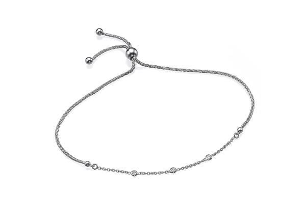 Adjustable  Spiga Bracelet