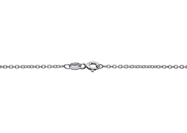 Picture for category Sterling Silver Diamond Cut Rolo Chain