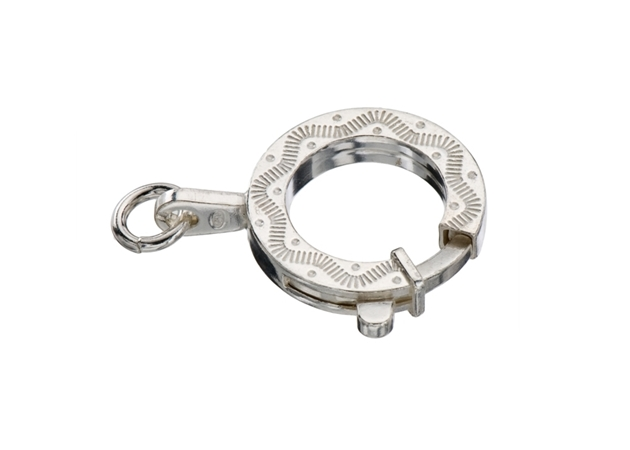 Picture for category Spring Ring Clasp - Large