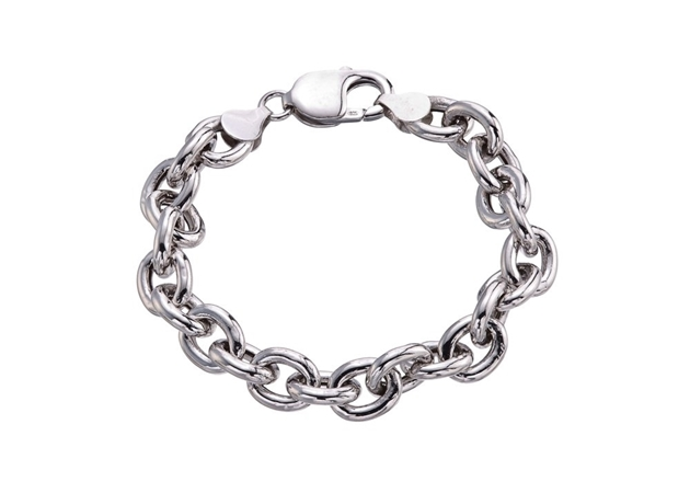 Picture for category Silver Link Bracelet