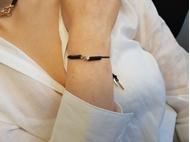 Picture of Cotton Diamond Bracelet 0.10 CTW