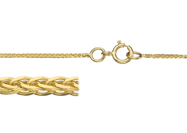 Picture of 1.0mm Spiga Chain
