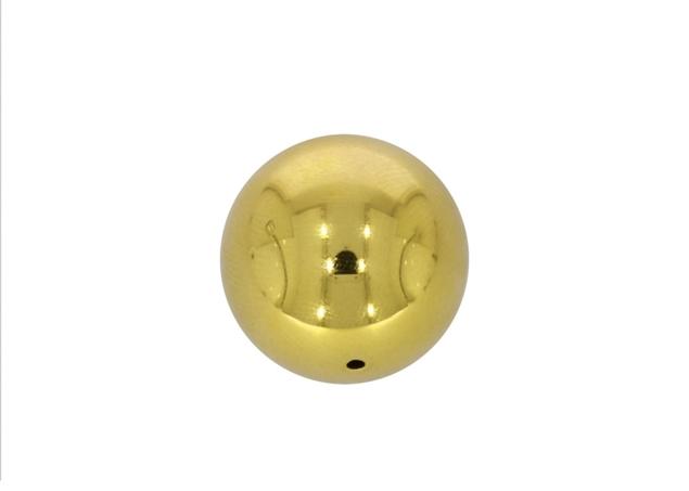 Изображение Round Bead One Hole 1.2mm