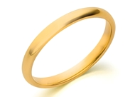 Picture of 2mm Comfort Fit Wedding Bands