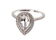 Изображение Pear Engagement Rings