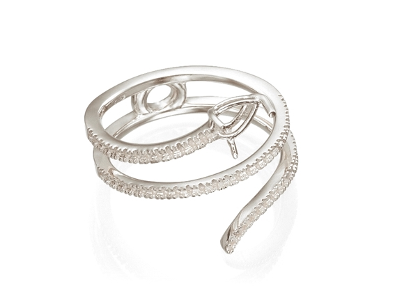 Picture of Snake Ring
