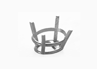Picture of 4 Prong Light Oval Basket Setting