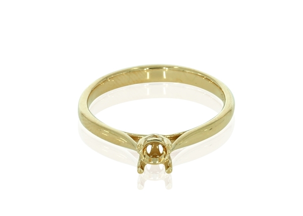 Изображение Cathedral Solitaire Rings