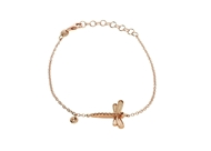 Picture of Butterfly  Bracelet with Diamond
