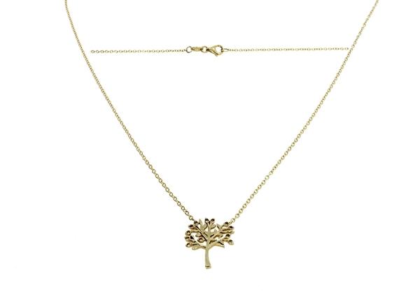 Изображение Tree  Pendant  Necklace