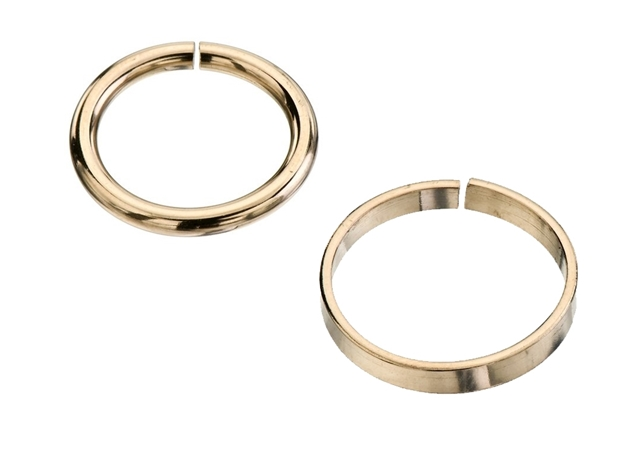 Picture for category Plain Wedding Ring Open