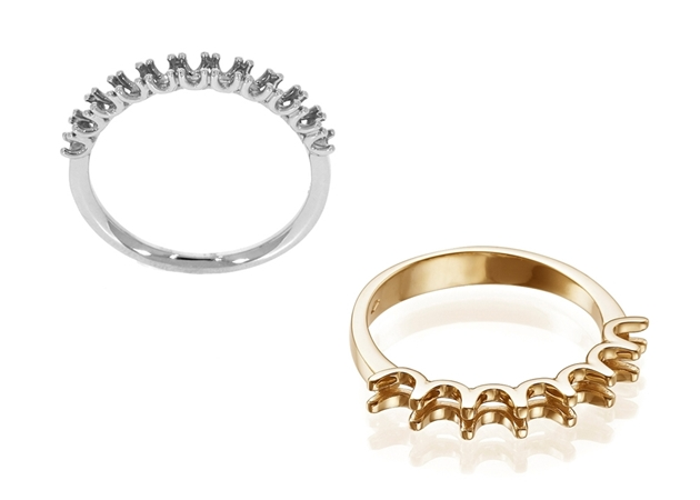 Picture for category Half Eternity Bands