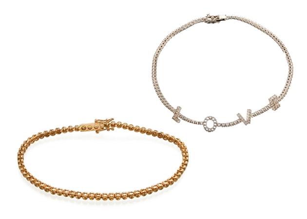 Picture for category Bezel Tennis Bracelet