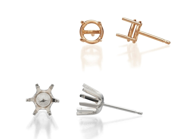 Picture for category Diamond Stud Earrings