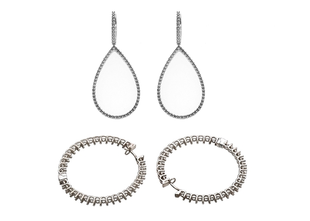 Picture for category Inside Out Hoop Earrings