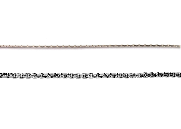 Picture for category Sterling Silver Cardano Chain